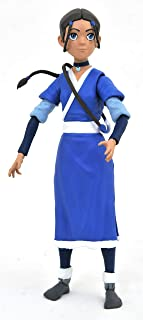 DIAMOND SELECT TOYS Avatar The Last Airbender: Katara Action Figure, Multicolor (MAY199073)
