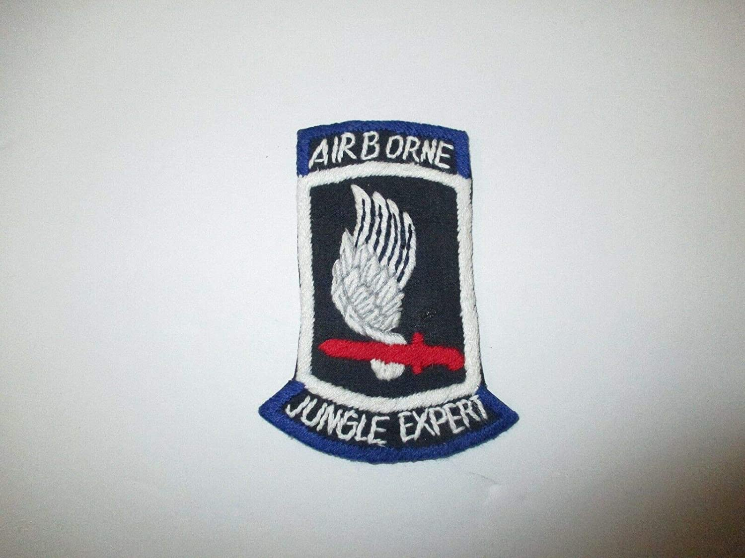 Vintage Reproduction b5750 US All stores are sold shopping Army Vietnam Airborne 173rd Jungle