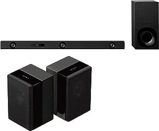 Sony HT-Z9F -3.1ch Dolby Atmos/DTS:X Soundbar with Wi-Fi/Bluetooth and Sony SA-Z9R - Rear Channel Speakers