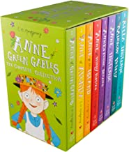 Anne of Green Gables: The Complete Collection (Anne of Green Gables, Anne of Avonlea, Anne of the Island, Anne of Windy Po...