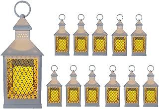 THE NIFTY NOOK Farm House Lanterns {12 Pc Set} 10