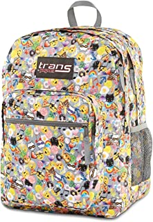 Trans by Jansport Supermax Multi Emoticon Backpack