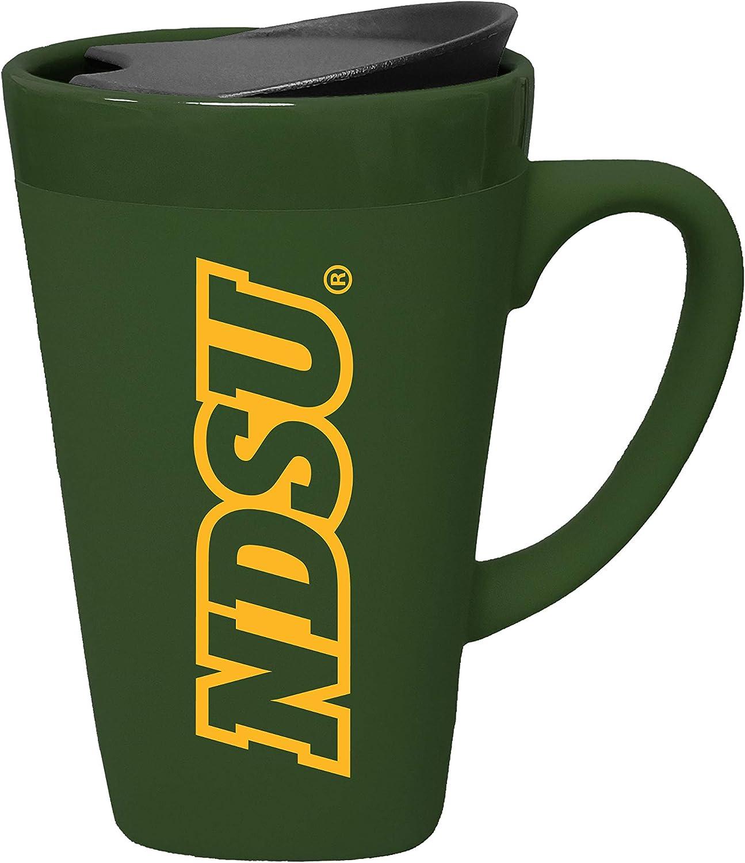 The Fanatic Super intense SALE Max 56% OFF Group North Dakota University wi Porcelain Mug State