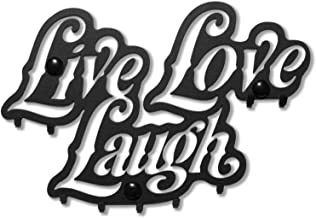 who said live well laugh often love much