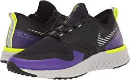 Black/Metallic Silver/Voltage Purple