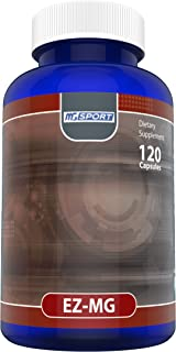 Sponsored Ad - EZ-MG High Absorption Zinc and Magnesium, Supports Immune System, Easy on Stomach, Restful Sleep and Muscle...