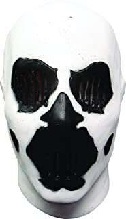DC Comics Watchmen Rorschach Deluxe Latex Mask