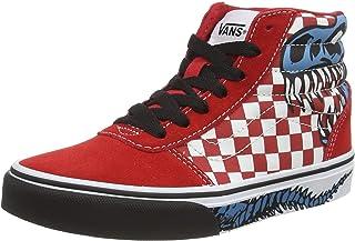 Vans Ward Hi Suede/Canvas, Sneaker Unisex niños
