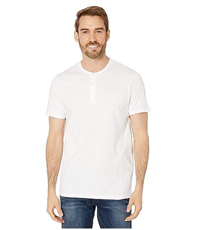 Alternative Slub Henley (White) Men