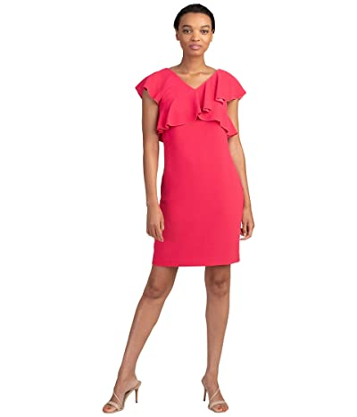 Trina Turk Cameron Dress (Cerise) Women
