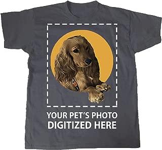personalized dog shirts
