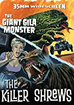 The Killer Shrews/The Giant Gila Monster Double Feature
