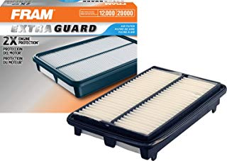 FRAM CA11010 Extra Guard Rigid Rectangular Panel Air Filter