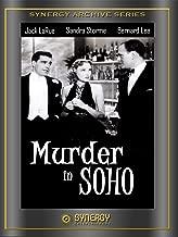 Murder In Soho (