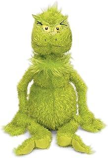 "Manhattan Toy Dr. Seuss The Grinch 9"" Soft Plush Toy"