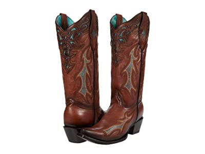 Corral Boots C3692 (Chocolate) Women