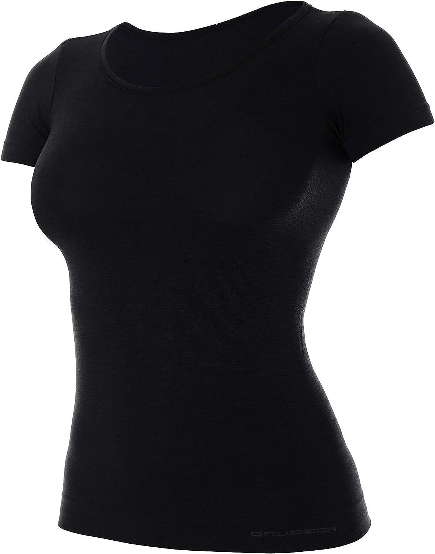 Brubeck Women Soft Merino Wool Top