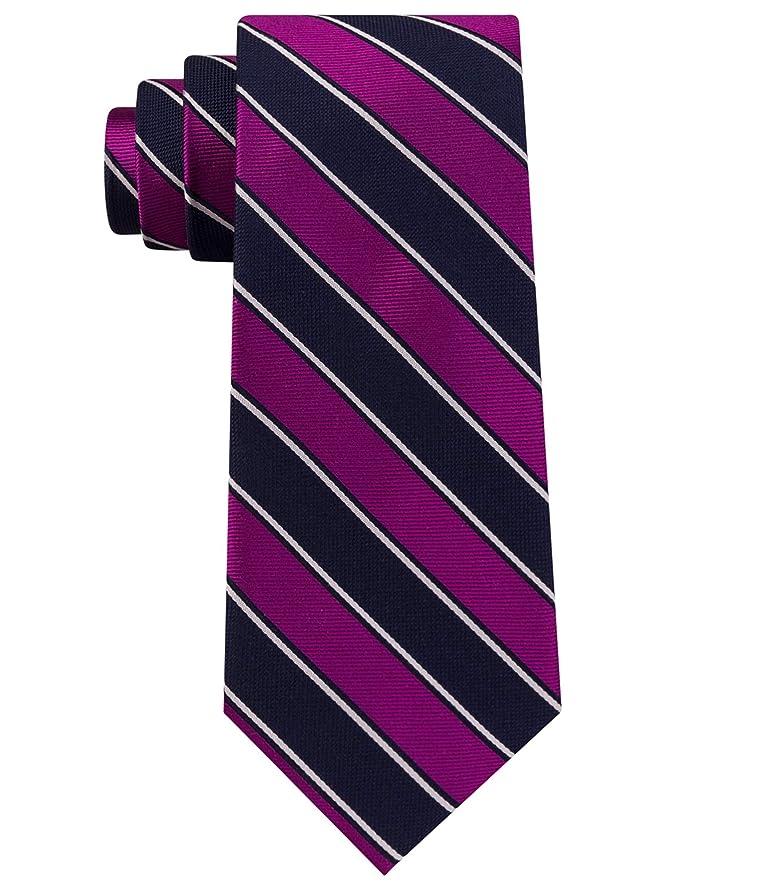 Club Room Mens Mark Tex Diagonal Self-Tied Necktie