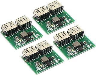 Silverdrew Mini 1A DC-DC Buck Step Down Converter M/ódulo 5-40V a 3V 3.3V 3.7V 5V 6V 7.5V 9V 12V Regulador de Voltaje de Potencia