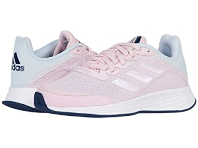 adidas Kids Duramo SL (Little Kid/Big Kid) (Pink/Iridescent/Halo Blue) Kid