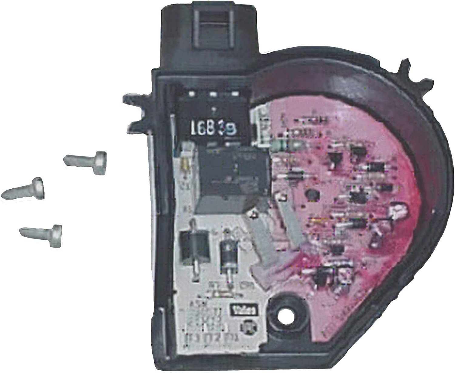 GM Genuine Parts 12487583 Max 71% OFF free Windshield Board And Pulse Wiper Motor