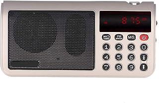 $23 » Tgoon Portable Pocket Music Player, Card Player 3W Memory Card MP3/WAV ABS
