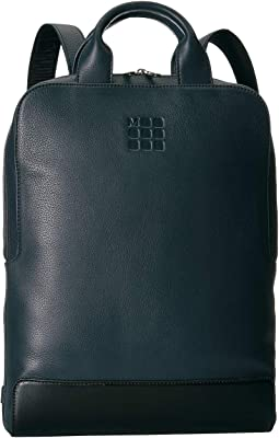 Classic Leather Device Bag Vert