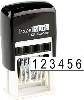 Best 4 digit self inking stamp Reviews