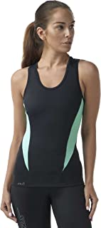 Sub Sports Womens Racer Back Vest Compression Top Sleeveless Tank Running Vest