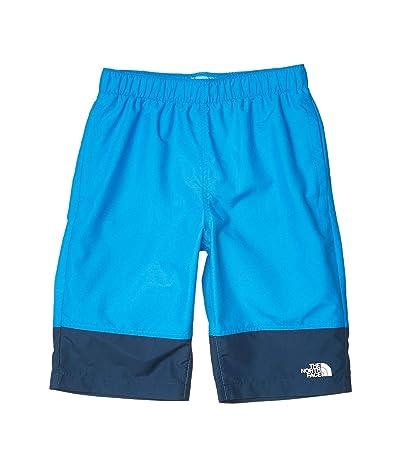 The North Face Kids Regular Class V Water Shorts (Little Kids/Big Kids) (Clear Lake Blue Ponderosa Phantom Print) Boy