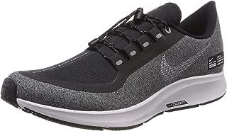 Nike Air Zoom Pegasus 35 Shield Women's Running Shoe, Black, Size 7.5
