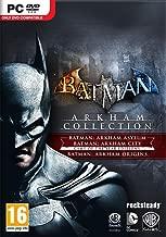 Batman Arkham Collection (Asylum, City, Origins) (PC DVD)