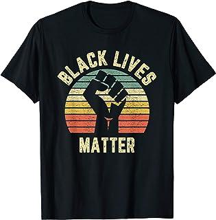 Black Lives Matter Shirt Cool Retro Design for BLM T-Shirt