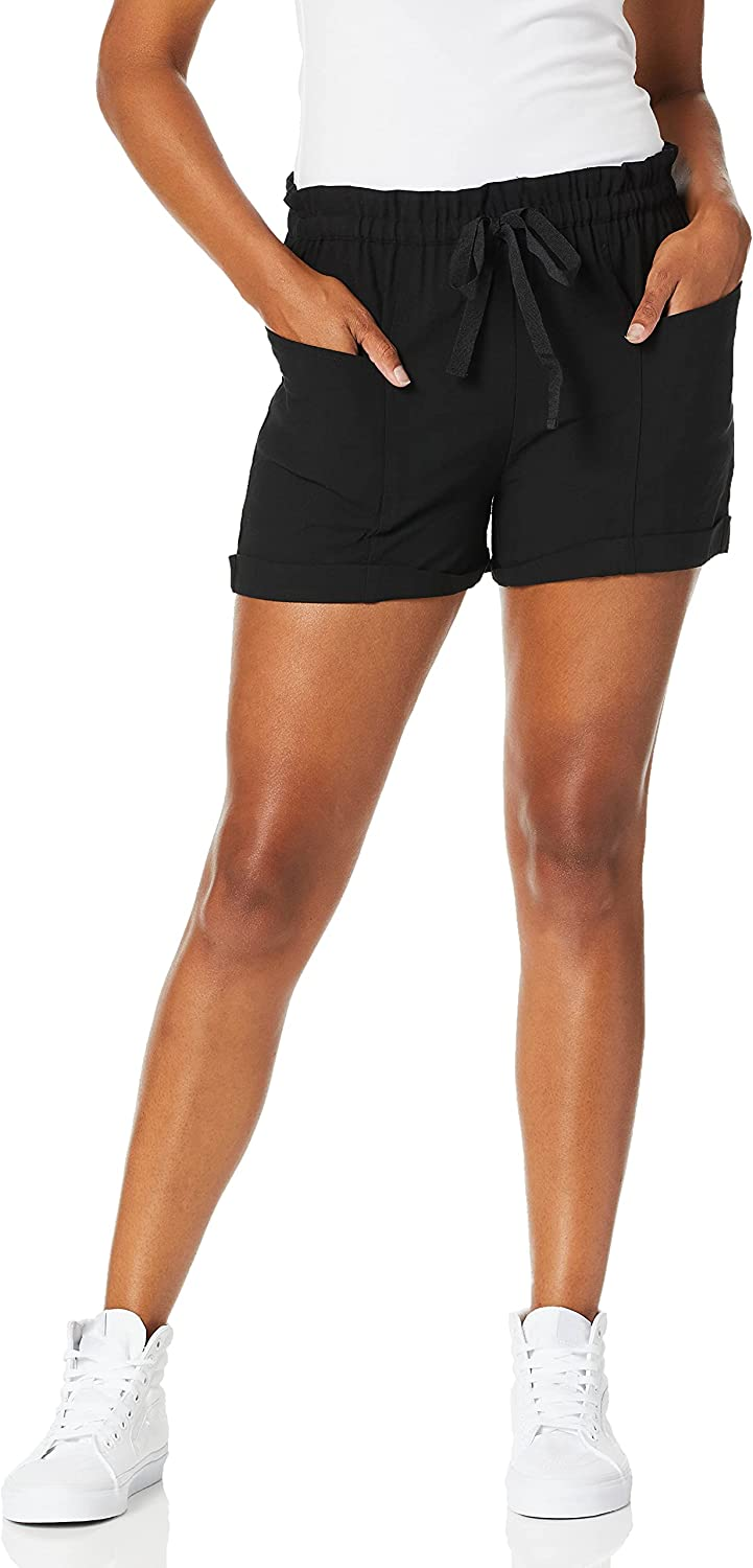 kensie Clearance SALE! Limited time! Women's Swiss Shorts Twill Oklahoma City Mall
