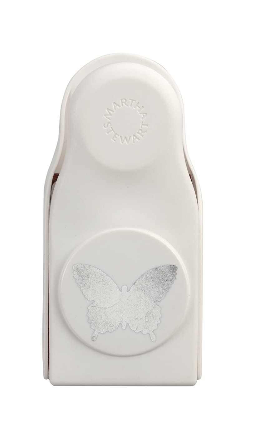 Martha Stewart Crafts Paper Punch, X-Large, Country Butterfly