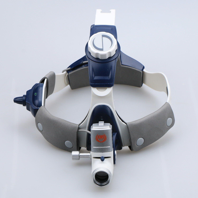 Super Dental New 5W LED Surgical Medical Head Light Lamp Headlight Allinone KD202A7(2013)