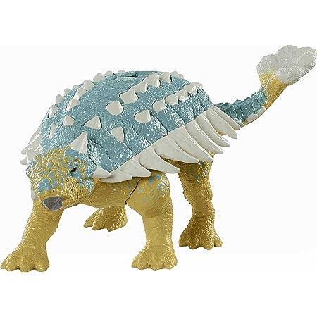 マテル ジュラシックワールド(JURASSIC WORLD) アクションフィギュア アンキロサウルス(バンピー) 【全長:30㎝】【4歳~】 GWY27
