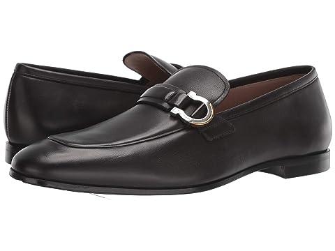 Salvatore Ferragamo Tweed Loafer