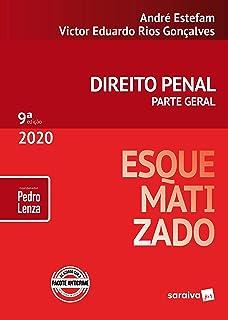 Direito Penal Esquematizado - Parte Geral - 9ª Edição de 2020