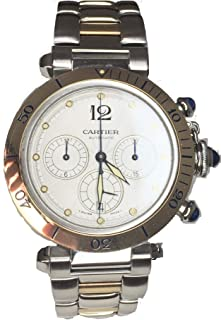 santos de cartier quartz watch