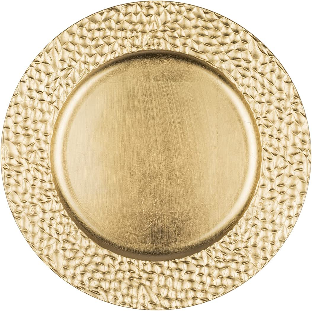 Koyal Wholesale Modern 1 year warranty Industrial Max 59% OFF Plates 4-Pack French Charger