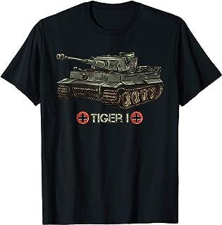 World War 2 German Tank Tiger I (1) gift t shirt Tee