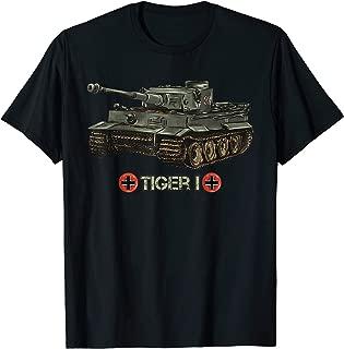 Best tiger tank t shirt Reviews