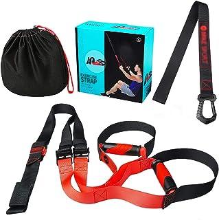 DYJD Kit d'entraînement professionnel avec système de suspension pour fitness, gym, fitness, entraînement complet du corp...