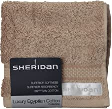 Sheridan, Face Washer, Egyptian Luxury, Jute, 33x33