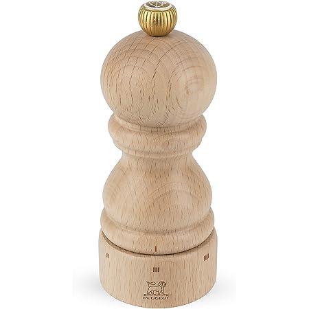 プジョー PEUGEOT ミル ソルトミル 粗さ調節 12cm 白木 パリ ユーセレクト 23379