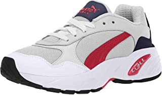 Men's Cell Viper Sneaker, Gray Violet-Peacoat