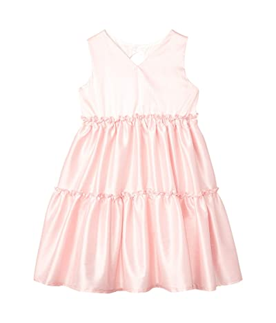 fiveloaves twofish Three Tier Dress (Little Kids/Big Kids) (Pink) Girl