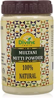 Divine India Multani Mitti, 200 g