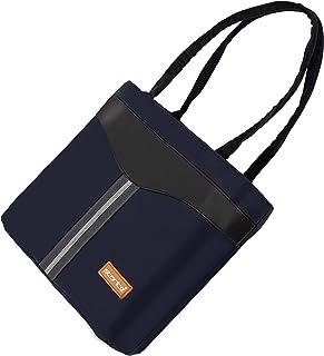 Storite Nylon Shoulder Bag/Tote Bag For Women Multipurpose Handbag With Top Zip, Best For Shopping, Travel, Work, Beach, O...